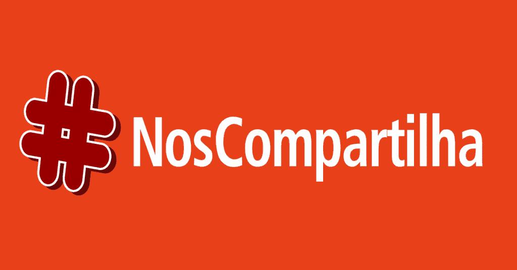 #NosCompartilha